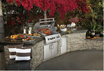 Outdoor Grilling Gourmet Kitchen