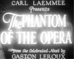 Phantom of the Opera Flyer